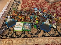 Skylanders Games and 50+ Characters! Damascus, 20872