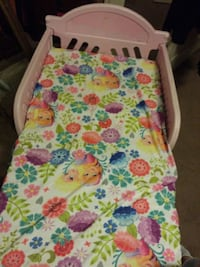 Girl toddler bed Greer, 29651