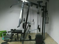 Workout machine Independence