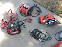 two chargeable jumper cables power tools Electric Stockton