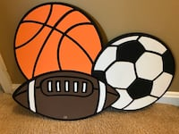 Boys Sports Room Decal Reisterstown, 21136