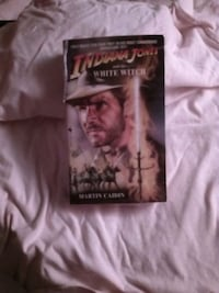 LIBRO DE INDIANA JONES AND THE WHITE WITCH  Madrid, 28026