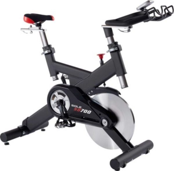 Spin Bikes For Sale >> Used Sole Fitness Sb700 Spin Bike For Sale In Dighton Letgo
