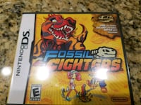 Nintendo DS fossil fighters  Pasco County, 34638