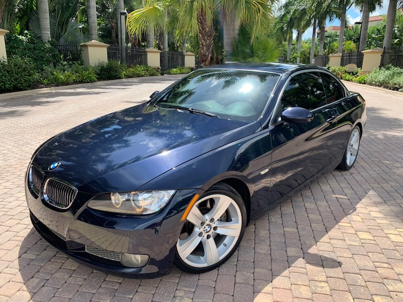 2008 BMW 335i convertible only 62,000 miles + WARRANTY c4a6aaad-eafa-4886-ad18-5f81daf153d6