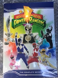 Power ranger the complete series Los Angeles, 91406