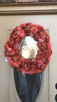 Orange/Red Wreath Norman, 73071