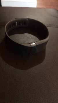 black and gray leather belt 43 km