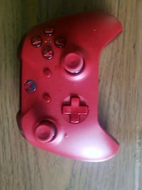 red and black Xbox One controller 3147 km