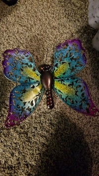 Decorative butterfly Pooler, 31322