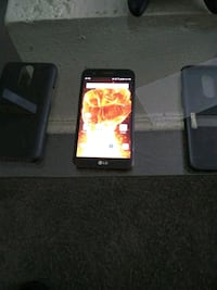 black android smartphone with box 299 mi