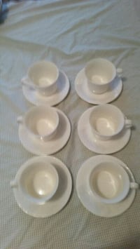 Set of 6 cups with saucers  Homosassa, 34446