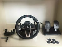 Hori racing wheel apex ps4/ps3/pc