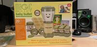 Magic bullet baby bullet West Haverstraw, 10923