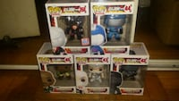 G.I. JOE pop vinyls (FIRM PRICE) Toronto, M1L 2T3
