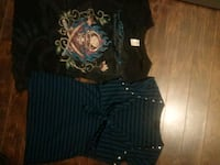 ed hardy small+xs top Edmonton, T6H 0S3