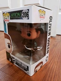 Pop! Figure Arrow Oliver Queen .