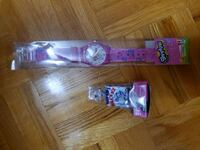 Shopkins watch and toy Vaughan, L4L