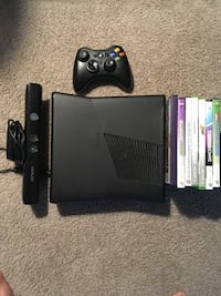 Xbox 360 wireless remote Kinect and games Ellicott City, 21043
