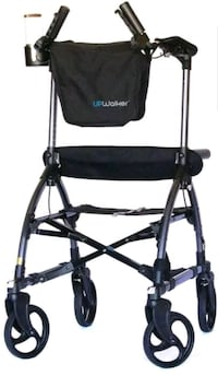 UpWalker  New style upright Walker retail price $700 Canton