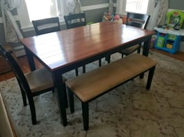Dining room table set!