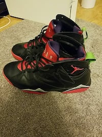 Jordan 7 Marvin the marshin size 12.5 Fairhope, 36532