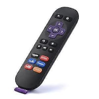 Replacement Remote Control for ROKU 1/ 2/ 3/ 4 LT HD XD XS w/ Shortcut Buttons Mississauga
