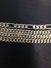 4 18k Plated Gold Chains Toronto, M1E
