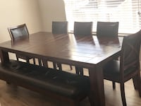 Excellent Wood Dinning Table Houston, 77084