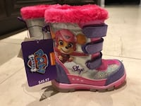 paw patrol lighted shoes Brand New Montreal, H4L