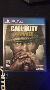 Call of Duty: WW 2 PS4 Paterson, 07522