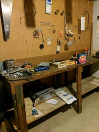 Tools and Bench