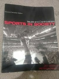 sports in society book Cranbrook, V1C 5A2