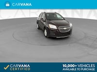 2015 Chevy Chevrolet Trax hatchback LT Sport Utility 4D Brown