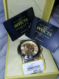 Invicta watch New with box Long Beach, 90804