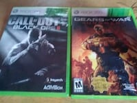 Call of duty and gears of war 25 for both Salinas, 93905