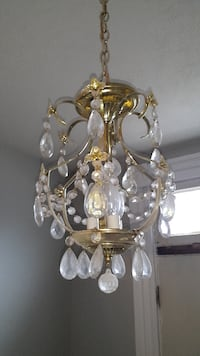 Antique chandeliers, Tiffany lamp TORONTO