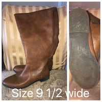 Ladies boots Calgary, T2X 2A5
