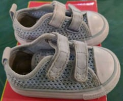 Toddler Converse size 3