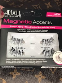 "MAGNETIC ""Glue Free"" REUSABLE Lashes Centreville, 20120"
