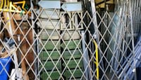 Used scissor security gate Downers Grove, 60516