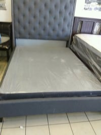 black and white ottoman bed Lawndale