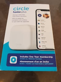 Circle Home Plus (2nd Gen) - Smart Parental Controls for Internet and  Toronto