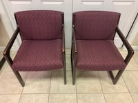 Set of 2 chairs JACKSONVILLE