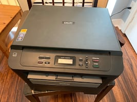 Brother DCP-7060D b&w laser copier