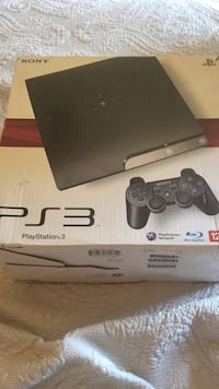 PS3 console and two controllers Las Vegas, 89145