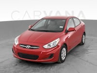 2016 Hyundai Accent sedan SE Sedan 4D Red <br /> Gaithersburg