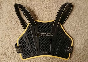 Motorcycle chest armour - Forcefield Elite Chest Protector (Size: M)
