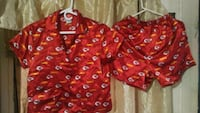 Kansas city chief ladies pajamas Riverside, 92504