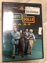 Guys & Dolls DVD Ashburn, 20147